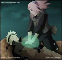 Naruto 662 _ Resiste Naruto by CAVC95