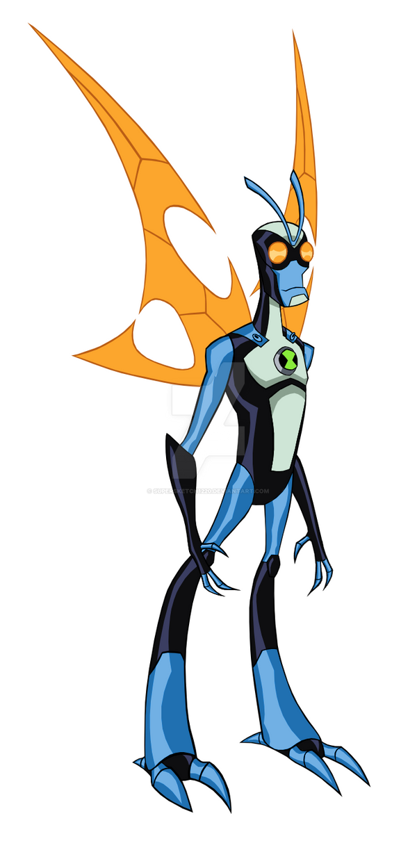 TINTED OV Reboot Stinkfly Redesign By Supersketch1220