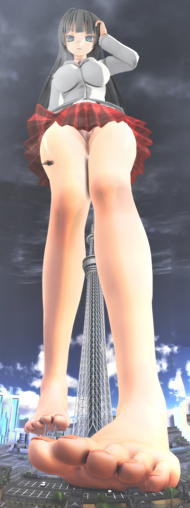 3d giantess pics sexy sport wives
