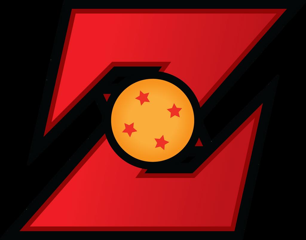 Dragonball Z Logo PNG by CmOrigins