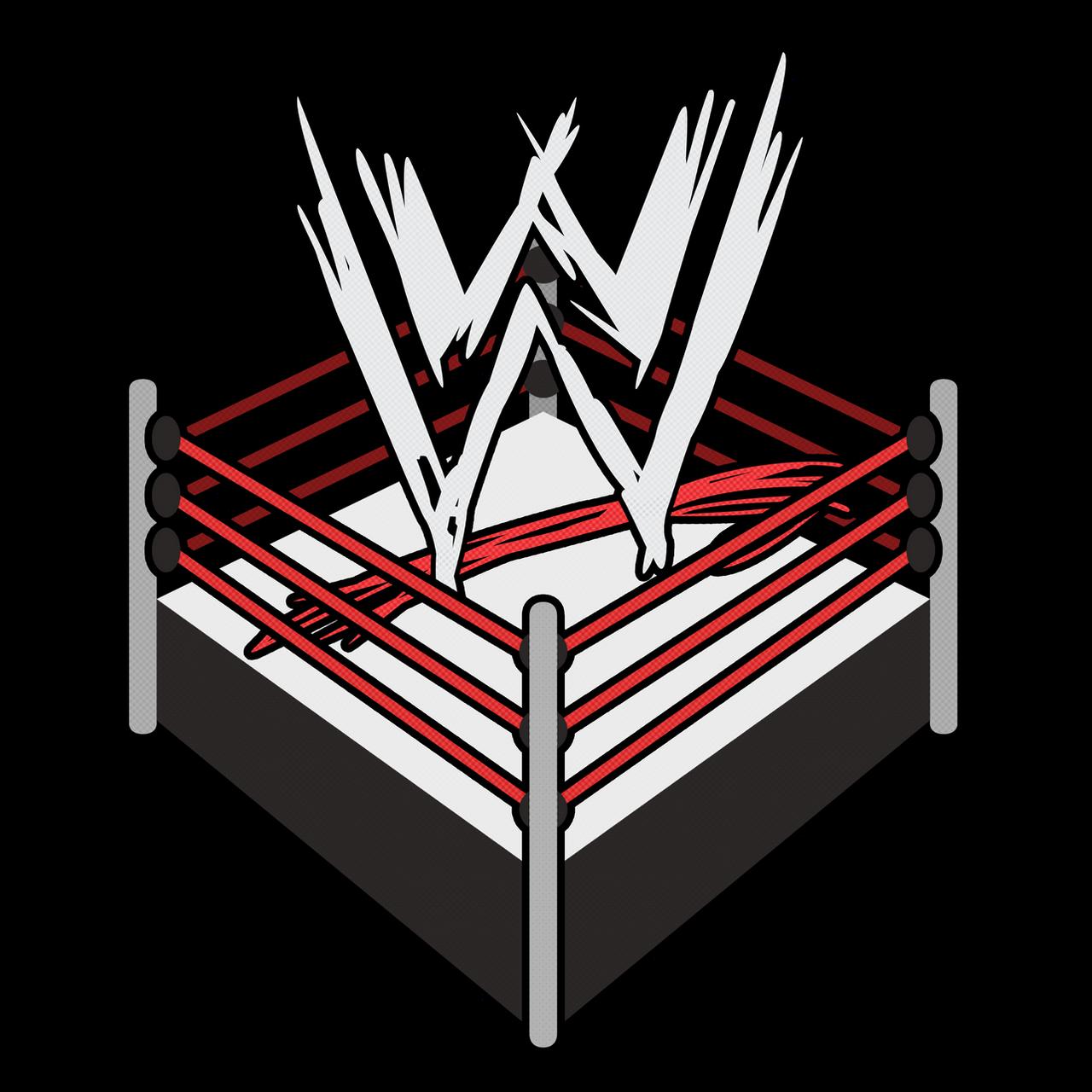 WWE Ring Logo 2 by CmOrigins on DeviantArt