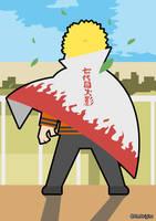 Naruto 7th Hokage by CmOrigins