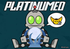 Ratchet and Clank Platinumed by CmOrigins