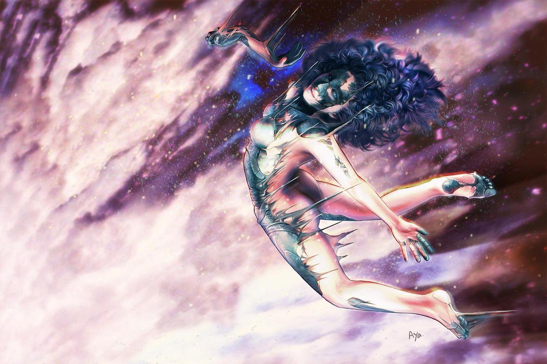 O-Ne: Esther by Ayatonas