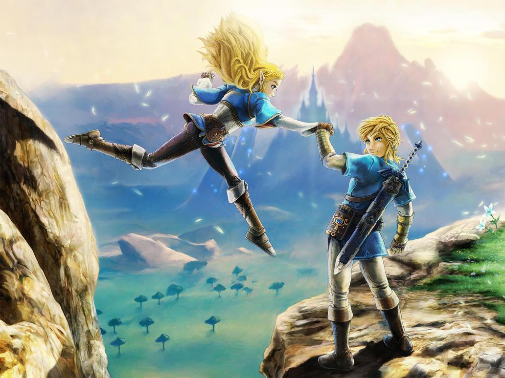 (Zelda, BOTW) by Ayatonas ...