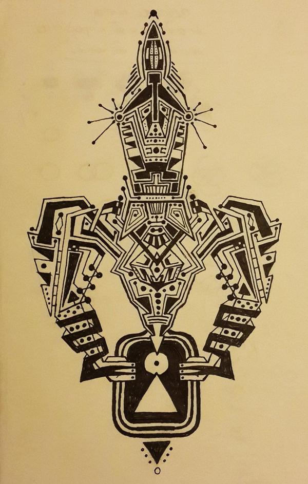 a-man by entropica