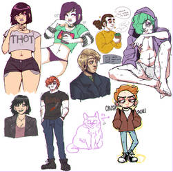 drawpile compilation by actualdog
