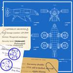 Concept design: Harmony VTOL shuttle