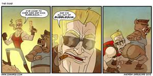 I am ARG! -  Duke Nukem
