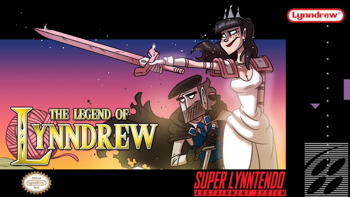 Legend of LYNNDREW by IAMARG