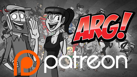 ARG on Patreon!