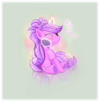 Glitter glitter.... by ZymonasYH