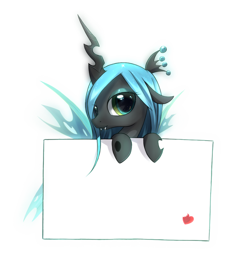 Message note - Chrysalis by ZymonasYH