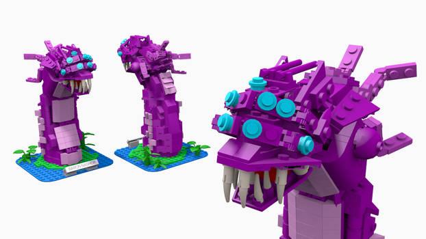 League of Lego - Baron Nashor