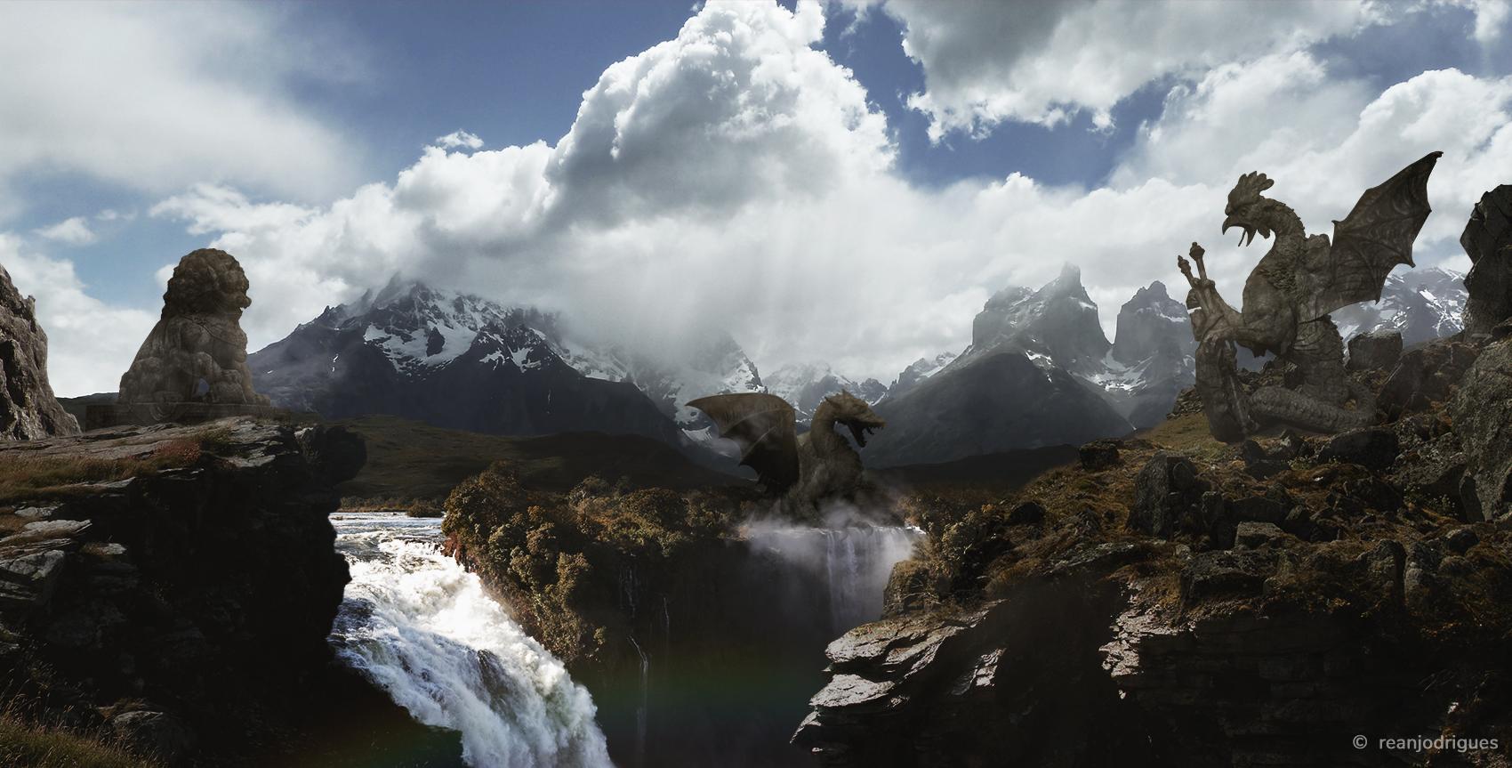 Fantasyland   The Three Kingdoms