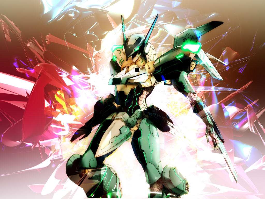 wallpaper - Zone Of the Enders by Karmali
