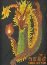 Happy New Year 2012 by Raindroppu