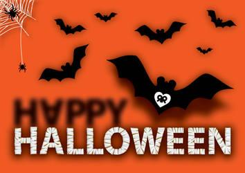 Happy Halloween_2012 by Raindroppu