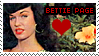 Bettie Page II by stamps-of-yore