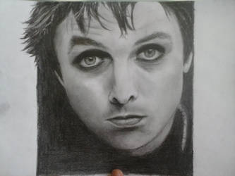 Billie Joe Armstrong (from Green Day) by Rooivalk1