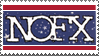 NOFX Stamp by SChappell
