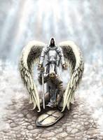 He Who Stengthens Me by sebadorn