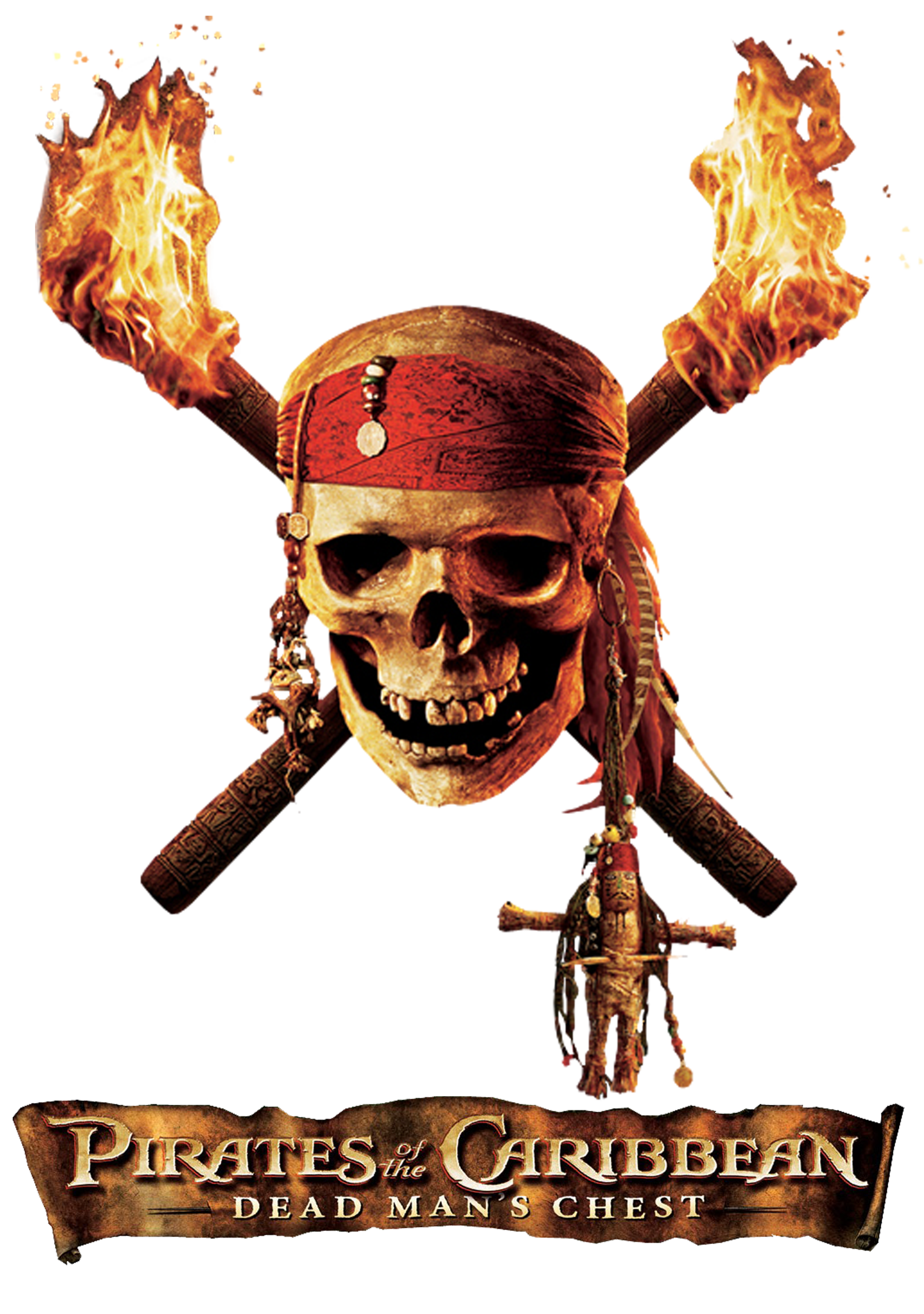 Pirates of the caribbean 2 Skull by EDENTRON on DeviantArt