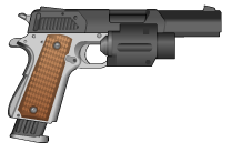 9mm M1911 by MegaBLYSTONE