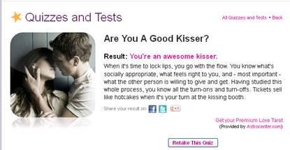 A Good M Do Know I Kisser How I