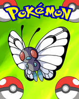 012 Butterfree by vegito300