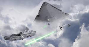 Emerging Star Destroyer