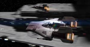 A-Wing Slash!