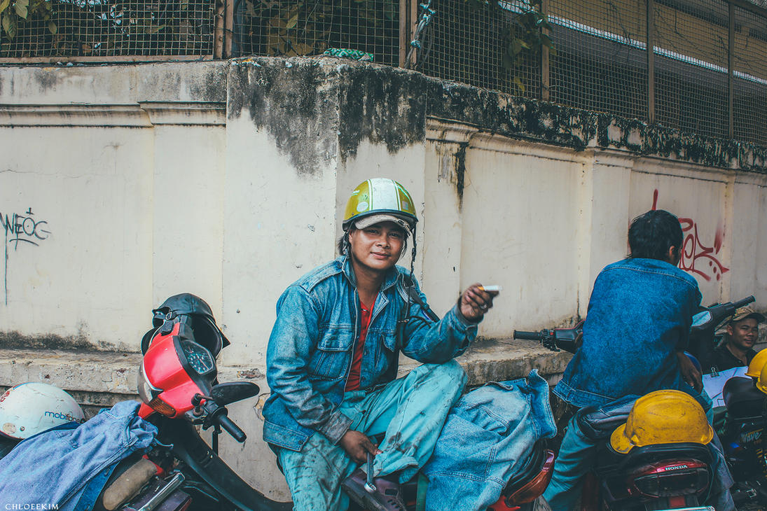 Human of Saigon by ChloeeKim