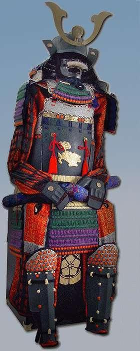 samurai armor by Ujio-Kotojime