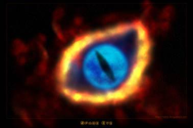 Space Eye by Abdulrahman