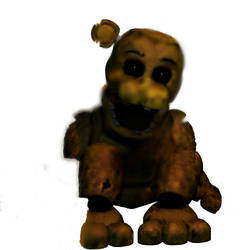 Super Withered Golden Freddy