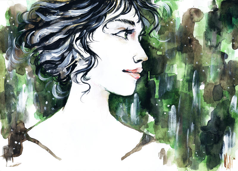 Jane by v-kosh
