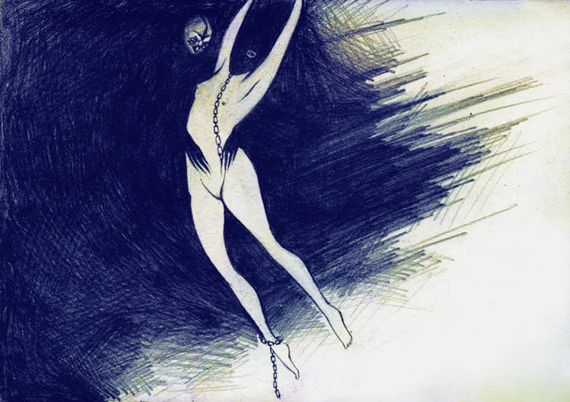 inner demon by v-kosh
