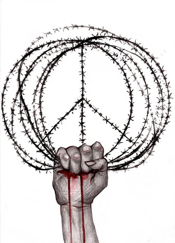 peace by v-kosh