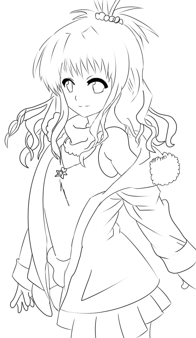 Line Art Anime : Anime lineart by cutiepiegirl on deviantart