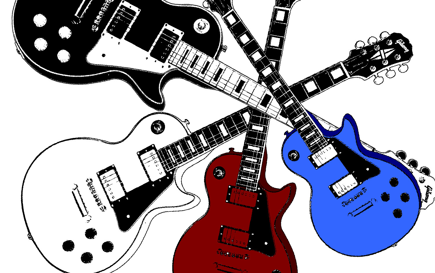 Epiphone Wallpapers: Les Paul Wallpaper By HowlingLion On DeviantArt