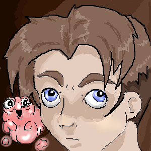 Jim and Morph by The-Seventh-Gate