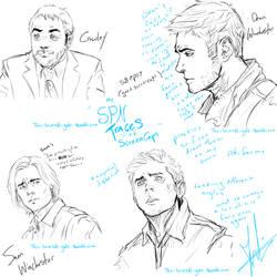 Supernatural sketchdump1 (traces of screen caps)