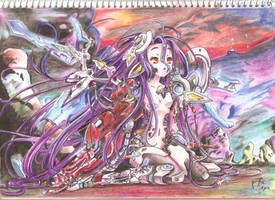No Game No Life 0 By Kathecute Dcm6g1y by kathecute