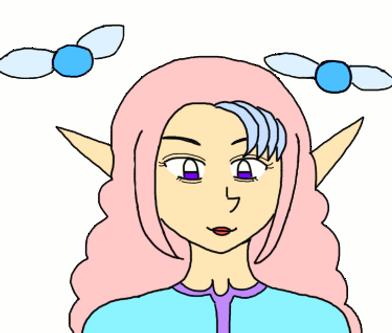 miss elf animation by aidyn-chronicles