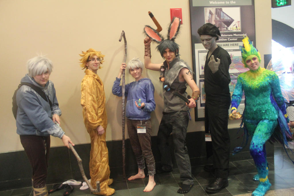 Anime Boston Rise Of The Guardians By WeLiveToCosplay