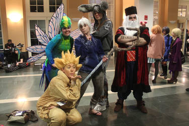 Rise of the Guardians Group!
