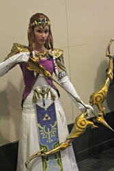 Your Princess, Zelda