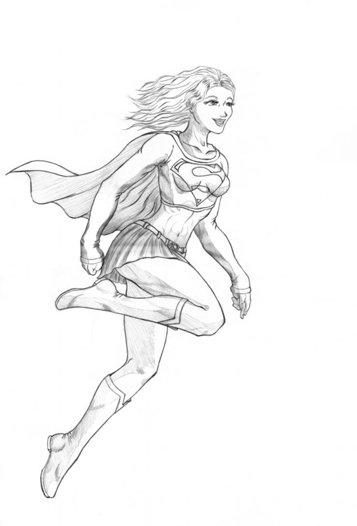Supergirl by Octavio318