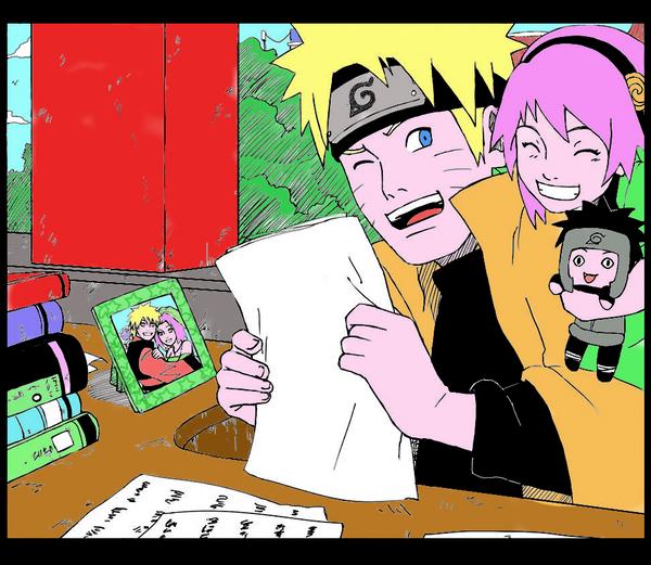 Yamanaka Ino By Rice Su On Deviantart: Naruto Y Su Hija By Nelielru On DeviantArt